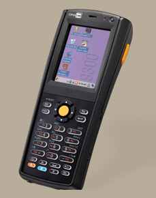 CPT-9300 PDA with Barcode Scanner